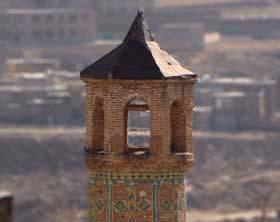 مسجد دو مناره سقز